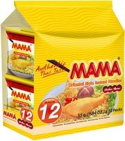 Mama 12-Pack Kananmakuinen Nuudeli 12X55g