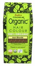 Radico 100G Hiusväri Tuhkablondi Colour Me Organic