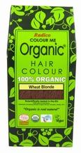 Radico 100G Hiusväri Vehnäblondi Colour Me Organic