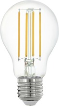 Lamppu E27-A60 6W 2700K Connect Kirkas Filament