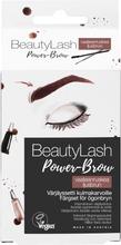 Beautylash Power-Brow Kulmaväri Vaaleanruskea