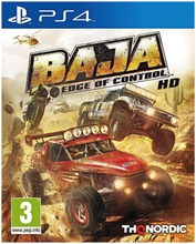 Playstation 4 Baja: Edge Of Control Hd