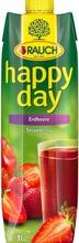 Rauch Happy Day 1l mansikkamehujuoma