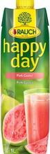 Rauch Happy Day Pink Guava Nektari 1L