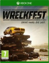 Xbox One Peli Wreckfest