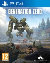 Playstation 4 Peli Generation Zero