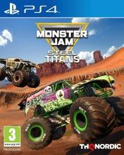 Playstation 4 Monster Jam: Steel Titans