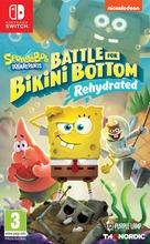 Nsw Spongebob Squarepants: Battle For Bikini Bottom Rehydrated