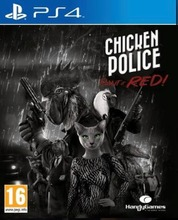 Playstation 4 Chicken Police - Paint It Red!