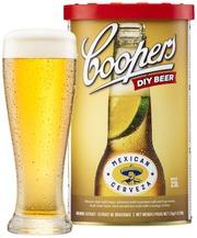 Coopers International Series Mexican Cerveza Humaloitu Mallasuute 1,7 Kg Ja Oluthiiva 7 G