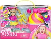 Love Diana Cupcake Cart Leikkisetti