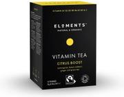 Eloments Citrus Boost Vitamiinitee 14X2g