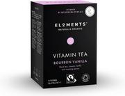 Eloments Bourbon Vanilla Vitamiinitee 14X2g