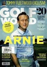 Golf World International aikakauslehti