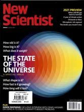 New Scientist aikakauslehti