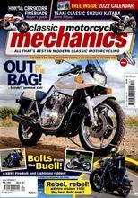 Classic Motorcycle Mechan
