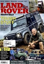 Land Rover Monthly aikakauslehti