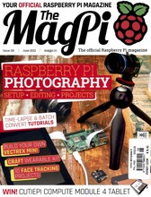 The Magpi aikakauslehti