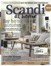 Scandi at Home aikakauslehti