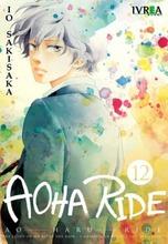 Aoha Ride -Sarjakuvakirja