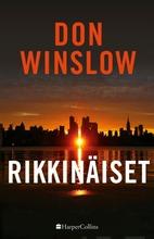 Winslow, Don: Rikkinäiset Pokkari
