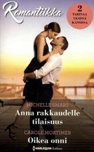 Harlequin Romantiikka 2i1