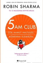 Sharma, Robin: 5Am Club Pokkari