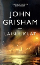 Grisham, John: Lainlukija pokkari