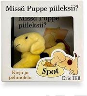 Missä Puppe Piileksii100257819 Kirja Ja Pehmolelu