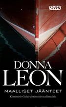 Leon, Donna: Maalliset Jäänteet Pokkari