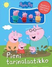 Pipsa Possu Pieni Tarinalaatikko 4 Lelua