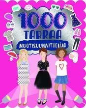 Muotisuunnittelija, 1000 Tarraa