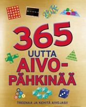 365 Uutta Aivopähkinää
