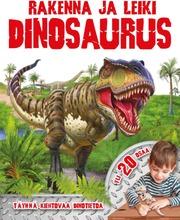 Gummerus Heli Venhola (suom.): Rakenna ja leiki - Dinosaurus