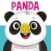 Panda - Ääninappikirja, Paina Nenää Ja Kuuntele Veikeitä Ääniä