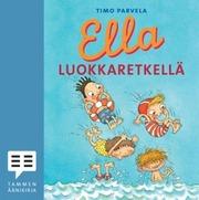 Cd Timo Parvela: Ella Luokkaretkellä, Äänikirja