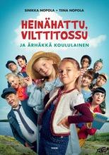 Heinähattu, Vilttitossu Ja Ärhäkkä Koululainen, Leffakirja