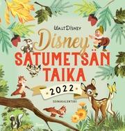 Disney Satumetsän Taika 2022 Seinäkalenteri Ja Kirja