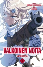 Tammi Pairan & Naruki Nagakawa: Valkoinen Noita: Jatkosota 1