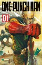 One-Punch Man kirja