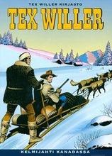 Tex Willer Kirjasto 6: Kelmijahti Kanadassa