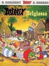 Egmont René Goscinny: Asterix Belgiassa