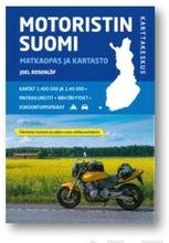 Motoristin Suomi 2018 1:400 000/1:40 000