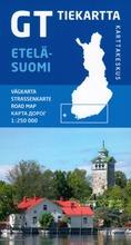 Karttakeskus Gt Tiekartta - Etelä-Suomi