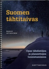 Suomen Tähtitaivas Kirja