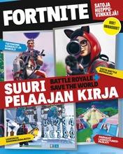 Readme.fi Fortnite - Suuri Pelaajan Kirja