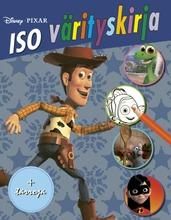 Disney Pixar Iso Värityskirja