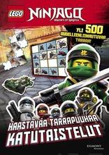 Lego Ninjago Katutaistelut