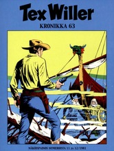 Tex Willer Kronikka