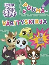 Littlest Pet Shop puuhakirja